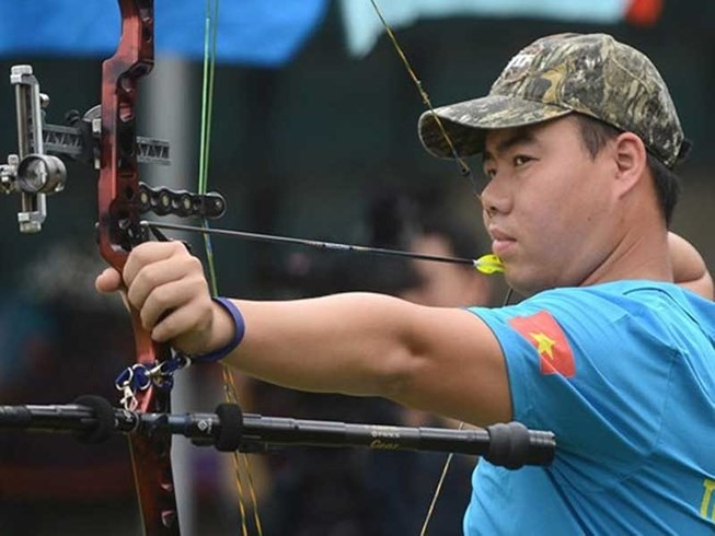 VN wins 2 golds at Asian Archery Championships