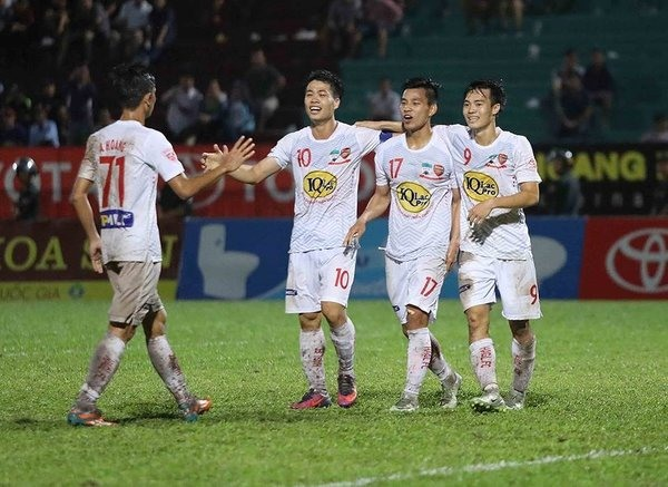 HAGL hope for a win in league opener
