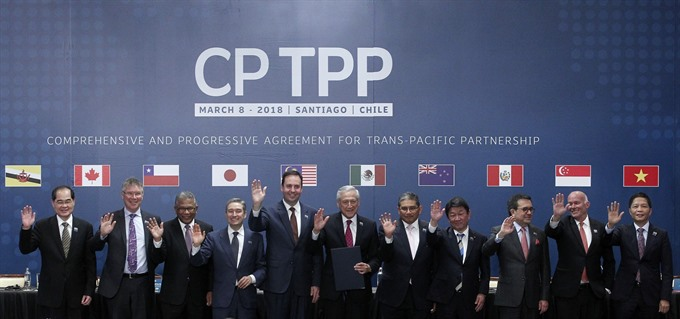 Without US 11 Asia-Pacific states sign trade deal