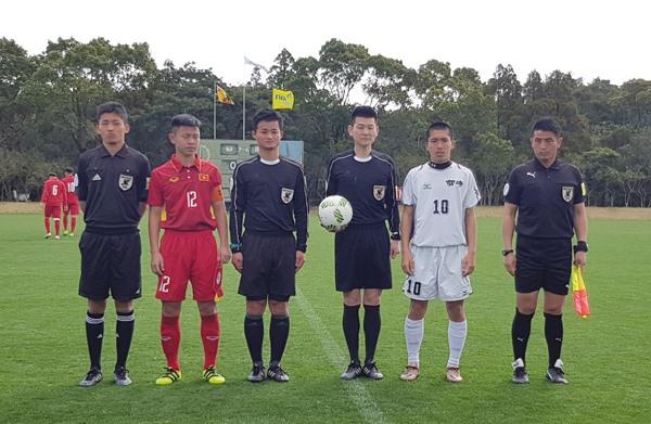 Việt Nam U16 team top Group D at Asean event