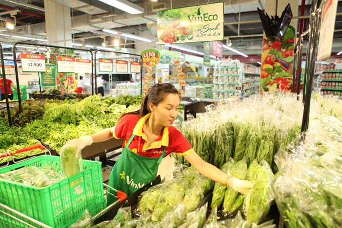 Vietnamese billionaires committed to agricultural development helping farmers