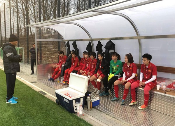 FIFA talks about Việt Nams maiden chance at Asian Womens Cup