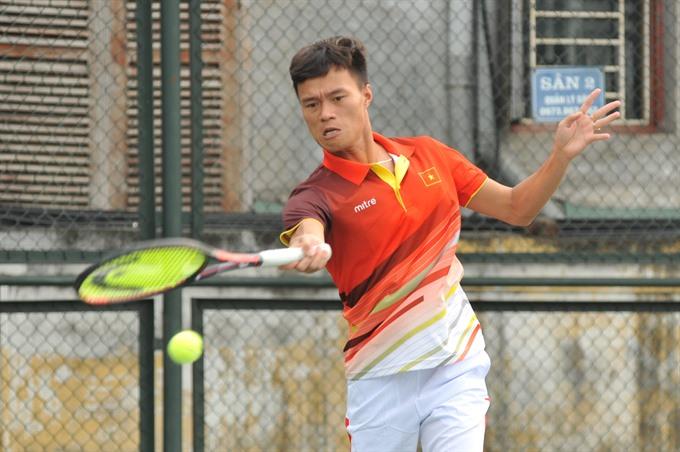 Davis Cup begins today in Hà Nội