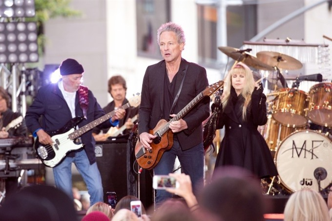 Go your own way: Buckingham leaves Fleetwood Mac again