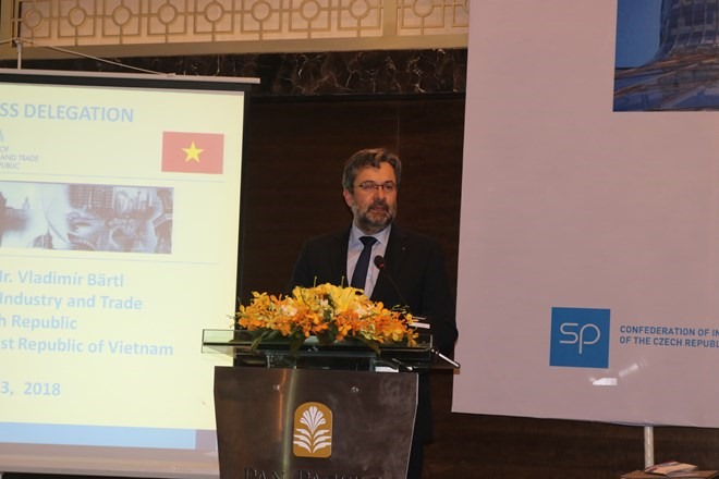 Czech Republic wants to foster trade ties with VN