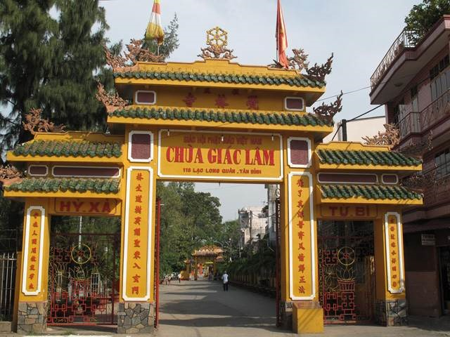 A visit to the oldest pagoda in HCM City