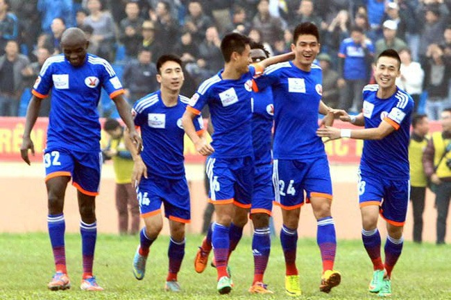Quảng Ninh win three V.Leagues awards in March