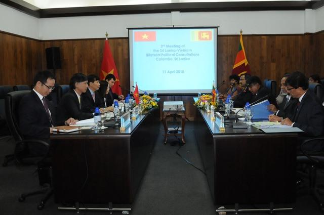 Việt Nam Sri Lanka agree to boost bilateral ties