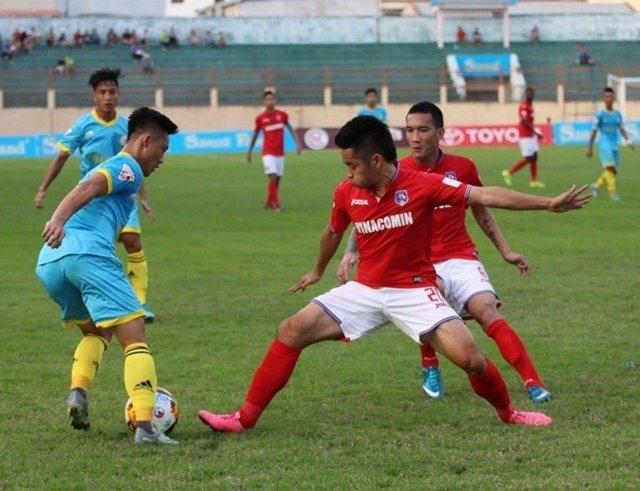 Sanna Khánh Hòa defeat Quảng Ninh Coal in V.League 1