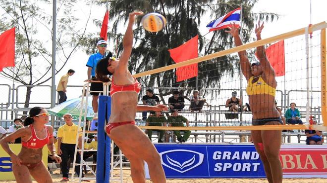 Asian Beach Volleyball Tournament to start soon