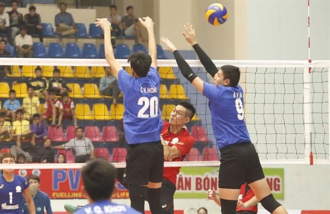 Tràng An Ninh Bình enter semi-final