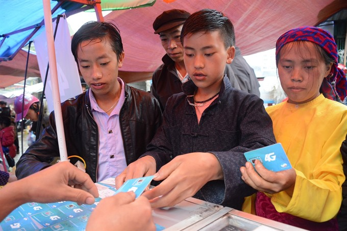 Viettel reaches 10m 4G subscribers in one year