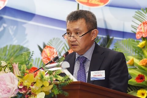Thành elected chairman of VCRSF