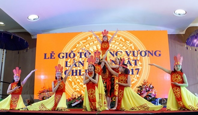 Overseas Vietnamese to celebrate Hùng Kings Festival
