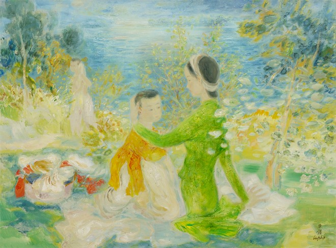 VN painters work sold at high price