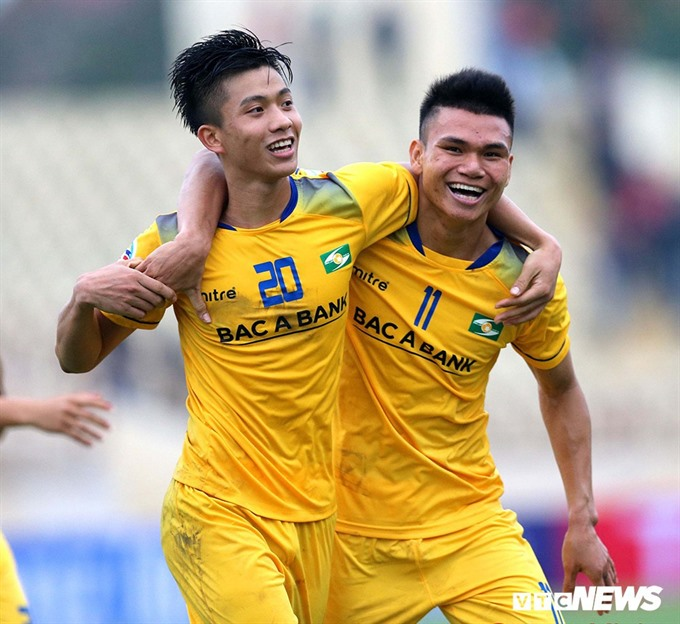 Sông Lam Nghệ An must win today for next berth
