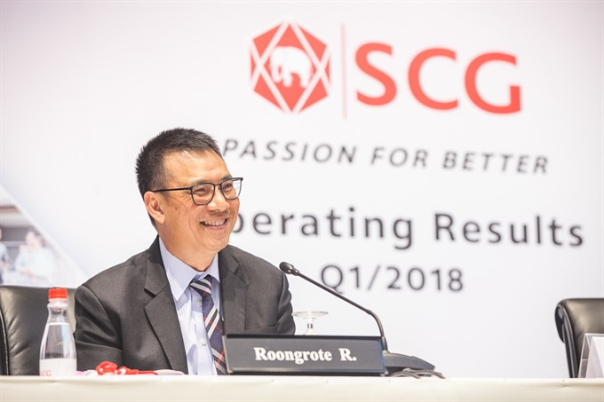 SCG reports sales of 267m in Q1