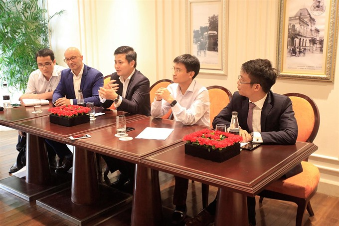 IBM promotes new Cloud Private technology in VN