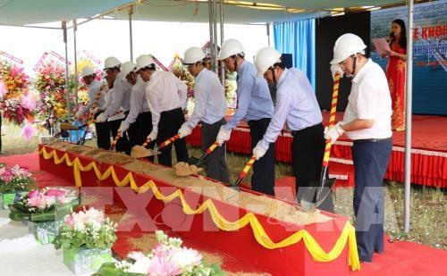 Tây Ninh launches new irrigation work project