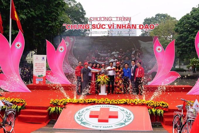 Việt Nam Red Cross launches Humanitarian Month