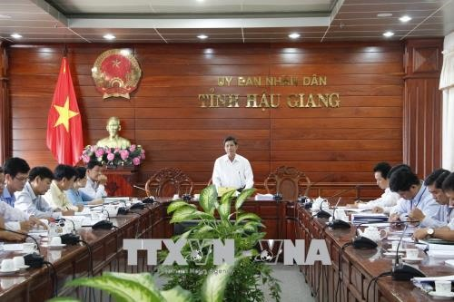 Hậu Giang to get urban clean-water supply by 2020