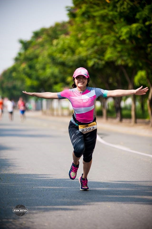 Triple threat: 25-year-old aces Ironman 140.6