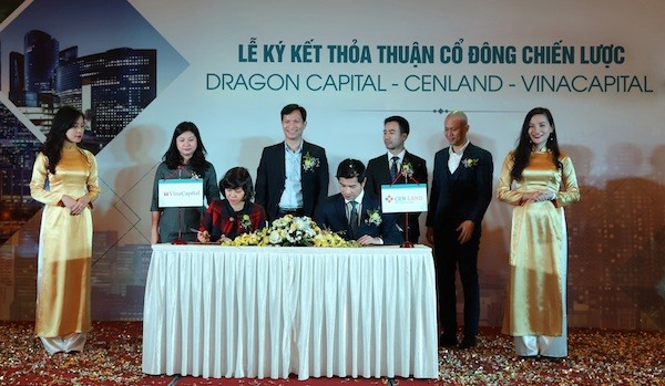 VinaCapital invests 10m in CenLand