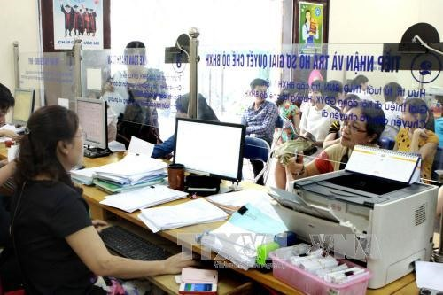 Hà Nội Social Insurance set deadline for insurance debt payment