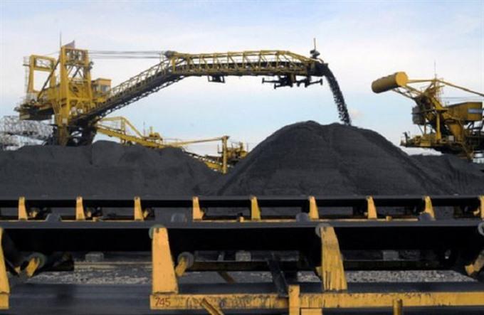 Vinacomin posts high coal output consumption