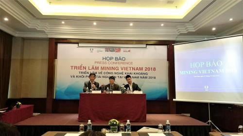 VN to showcase mining technology