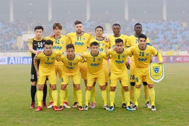 AFC fines Thanh Hóa for violation
