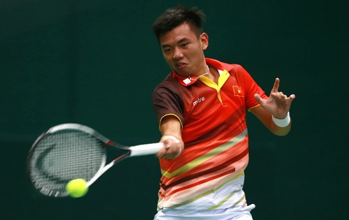 Việt Nam promoted to Davis Cups Group II