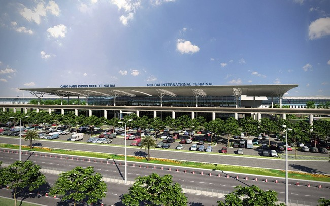 3.5b needed for expansion of Nội Bài airport