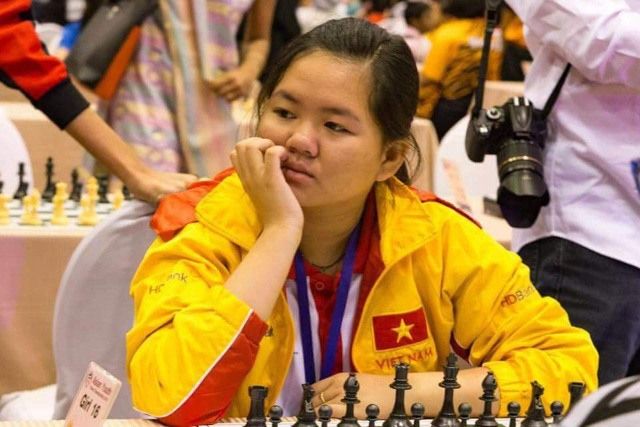 Việt Nam wins 3 golds in chess championship