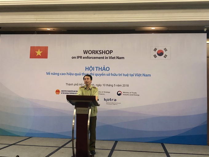 VN boosts protection of intellectual property rights