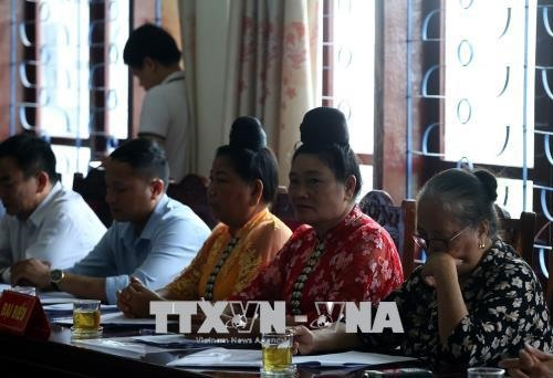 Seminar talks ways to preserve folk music of northern minorities