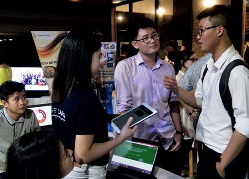 City works to promote innovative start-ups