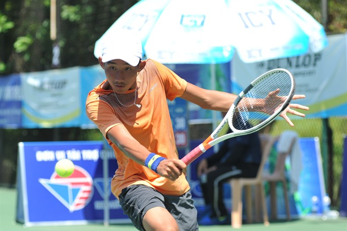 Giang starts with a win at F3 Futures