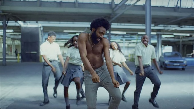 Childish Gambino video targeting gun violence gets 100 million hits