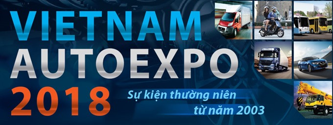 Hà Nội to host Vietnam AutoExpo in June