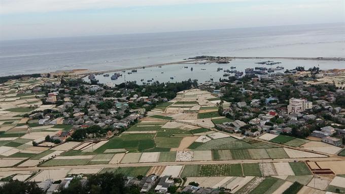 Tourism threatens Lý Sơn geo-park hopes