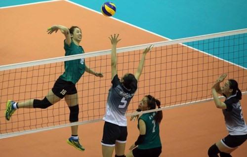 VTV Bình Điền Long An win semi-final slot