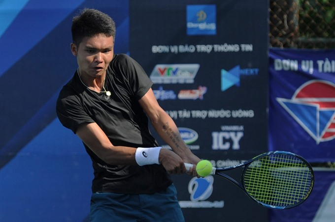 Giang enters F3 Futures quarter-final