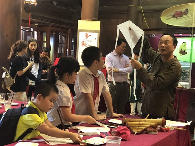 Temple of Literature plans events for children