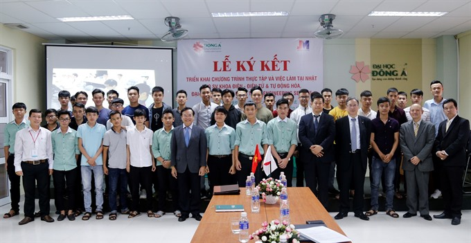 Japan to recruit engineering labourers in central Việt Nam