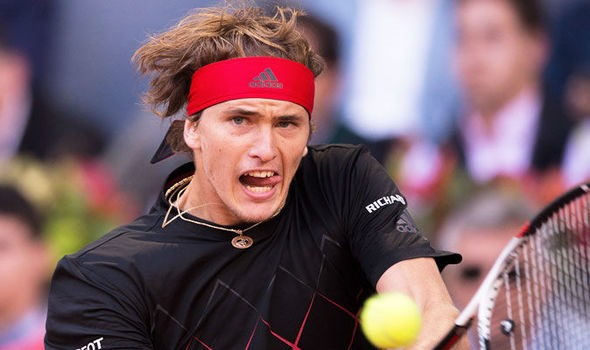 Zverev joins Nadal Djokovic in Rome third round