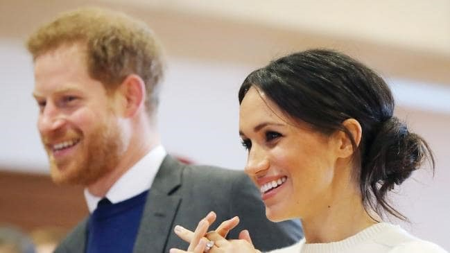 Windsor in lockdown as royal wedding approaches