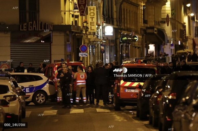 Friend of Paris knife attacker charged and remanded in custody: source