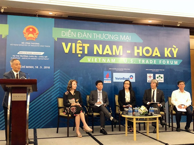 Việt Nam-US forum seeks boost to investment trade ties