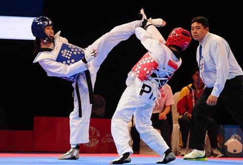 HCMC set for taekwondo tourneys